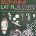 SWINGING LATIN NIGHTS cd musicale di BARREIRO LUIS & PEAN