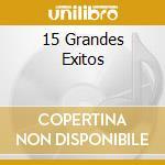 15 GRANDES EXITOS cd musicale di GARDEL CARLOS