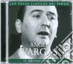 Angel Vargas - 15 Grandes Exitos cd musicale di ANGEL VARGAS