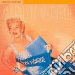 Marilyn Monroe - Complete Recordings cd musicale di MONROE MARYLIN