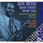Jack Mcvea/r.tarrant/s.yates - Volume 4 1947-1952 cd musicale di MCVEA/TARRANT/YATES