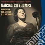 Myra Taylor/earl Jackson/ella Morse - Kansas City Jumps Vol.3 cd musicale di TAYLOR/JACKSON/MORSE