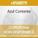AZUL CONTENTE cd musicale di SANTOS WALTER