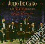 TODO CORAZON cd musicale di JULIO DE CARO