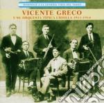 Vincente Greco - Homenaje A La Vieja Guard cd musicale di VINCENTE GRECO