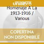 Homenaje A La 1913-1916 cd musicale di 5TETO CRIOLLO ATLANT
