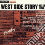 Bill Barron Orchestra - West Side Story Bossanova cd musicale di BARRON BILL ORCHESTR