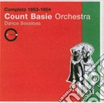 Count Basie Orchestra - Dance Sessions Comp.53-54 cd musicale di BASIE COUNT ORCHESTR