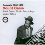 S.G. STUDIO RECORD. 1952-56 cd musicale di BASIE COUNT