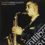 FEATURING WYNTON KELLY cd musicale di CRISS SONNY QUARTET