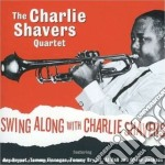 The Charlie Shavers Quartet - Swing Along With... cd musicale di SHAVERS CHARLIE QUAR