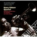 Harry Edison Quartet - At The Haig 1953 cd musicale di EDISON HARRY QUARTET