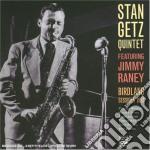 Stan Getz Quintet - Birdland Sessions 1952 cd musicale di GETZ STAN QUINTET
