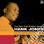 Hank Jones - New York Rhythm Section cd musicale di JONES HANK