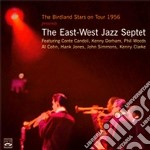 BIRLAND STARS TOUR 1956 cd musicale di EAST-WEST JAZZ SEPTE