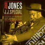 J.J. SPECIAL cd musicale di JONAH JONES