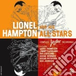 Lionel Hampton & His All Stars - Compl.jazztone Recordings cd musicale di HAMPTON LIONEL & HIS