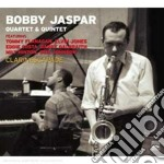 CLARINESCAPADE cd musicale di JASPAR BOBBY 4TET &
