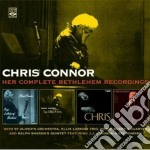 HER COMPLETE BETHLEHEM REC. cd musicale di CONNOR CHRIS