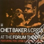 AT THE FORUM THEATRE cd musicale di CHET BAKER & CREW