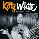 A new voice in jazz cd musicale di White Kitty