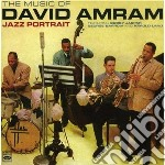 Jazz portrait cd musicale di David Amram