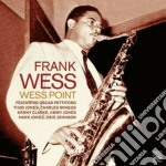 Wess point cd musicale di Frank Wess