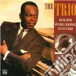 The trio cd musicale di Jones Hank