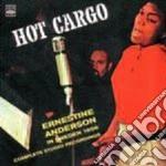 Hot cargo in sweden 1956 cd musicale di Ernestine Anderson