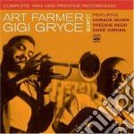 Art Farmer & Gigi Gryce Quintet - Compl.'54-'55 Prestige cd musicale di FARMER ART