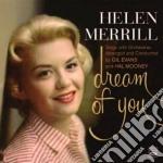 Dream of you cd musicale di Helen Merrill