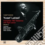 COMPL. 1957 SESSIONS -  4CD cd musicale di YUSEF LATEEF