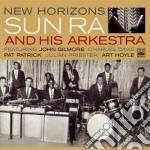 New horizons cd musicale di Sun ra & his arkestr