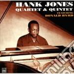 Hank Jones - Quartet & Quintet cd musicale di JONES HANK