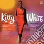 Kitty White - Cold Fire/folk Songs cd musicale di White Kitty