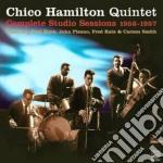 Chico Hamilton Quintet - Complete Studio Sessions 1956-1957 cd musicale di HAMILTON CHICO QUINT