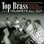 Top Brass - And Trumpets All Out cd musicale di TOP BRASS