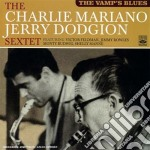 Charlie Mariano & Jerry Dodgion Sextet - The Vamp's Blues cd musicale di MARIANO/DODGION