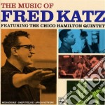 Fred Katz - He Music Of Fred Katz cd musicale di KATZ FRED