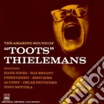 Toots Thielemans - The Amazing Sounds Of cd musicale di TOOTS THIELEMANS & JONES