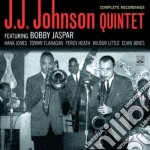 J.j.johnson Quintet Feat.b.jaspar - Complete Recordings cd musicale di JOHNSON J.J.QUINTET