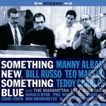 SOMETHING NEW SOMETHING B cd musicale di ALBAM/RUSSO/
