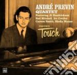 Andre Previn Quartet - Previn's Touch cd musicale di Andre' previn quarte