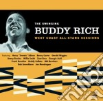 Buddy Rich - West Coast All-star Sess. cd musicale di Buddy Rich