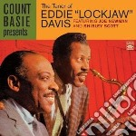 Count Basie - Presents Tenor E.lockjaw cd musicale di Count Basie