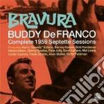Buddy De Franco - Bravura cd musicale di BUDDY DE FRANCO