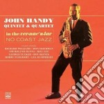 John Handy 5tet & 4tet - The Vernacular/no Coast cd musicale di John handy 5tet & 4t
