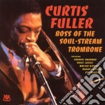 BOSS OF SOUL STREAM TRO. cd musicale di FULLER CURTIS