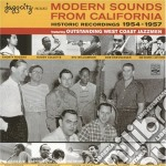 MODERN SOUNDS CALIFORNIA cd musicale di GIUFFRE/CANDOLI/PEPP