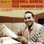 Russell Garcia & His 4 Trombone Ba. - Same cd musicale di GARCIA RUSSELL